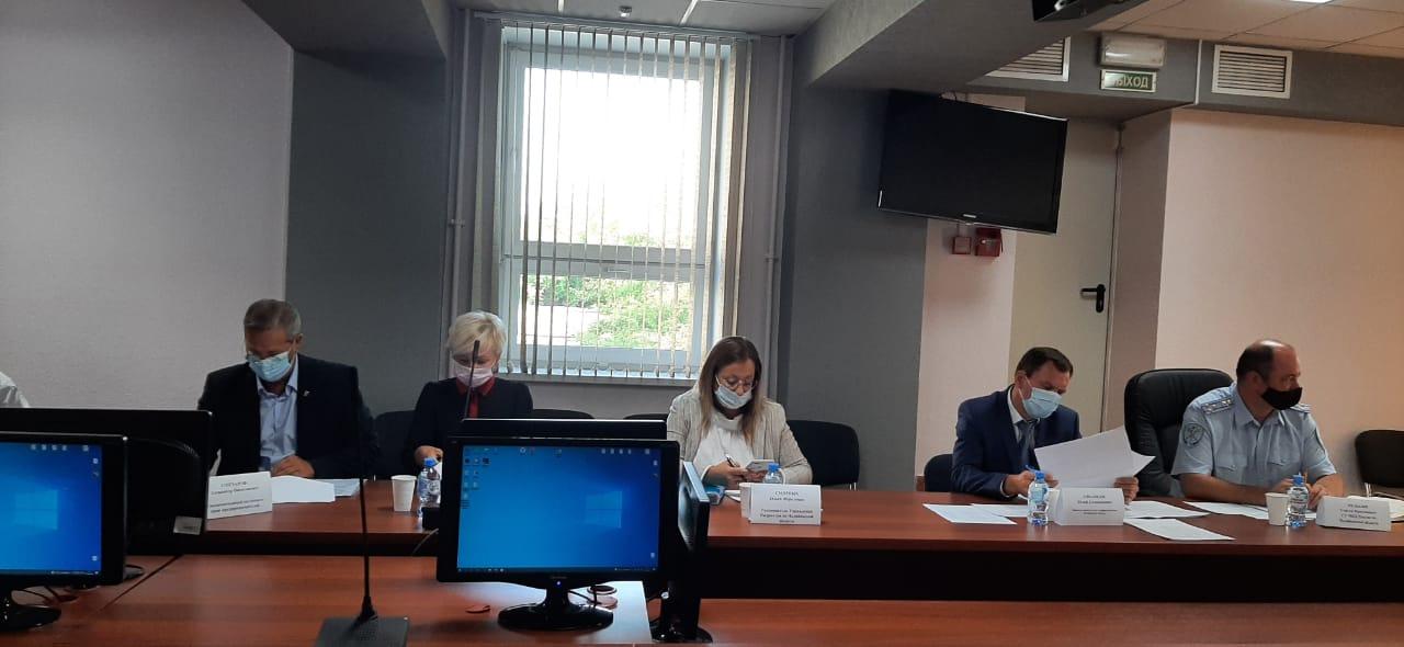 Уполномоченный по защите прав предпринимателей в Челябинской области принял участие в приеме «обманутых дольщиков»